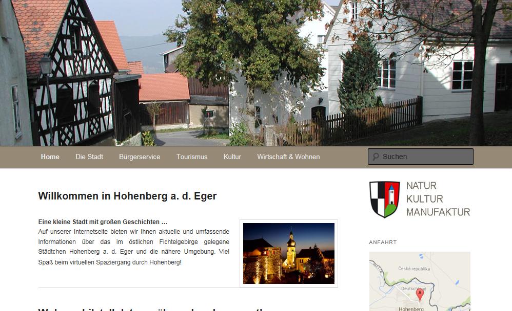 Hohenberg-Info