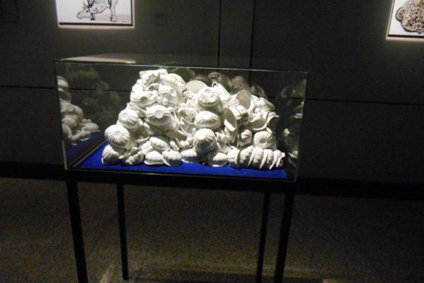 Porzellanreisen Meissen Museum Scherben