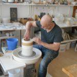 Porzellanreisen - wir schauen bei Künstlern vorbei