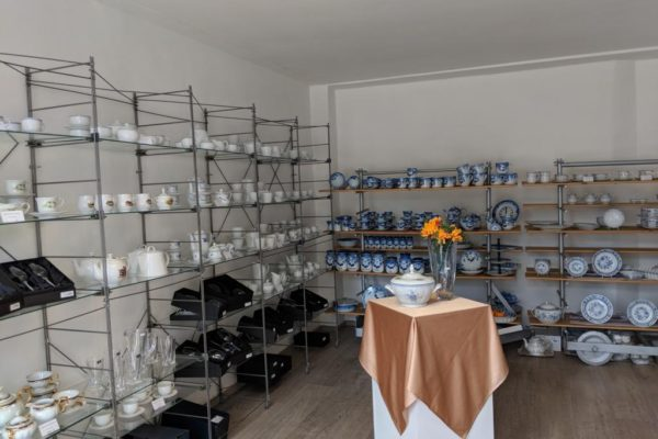 Porzellanreisen Thun Ausstellung Porzellan
