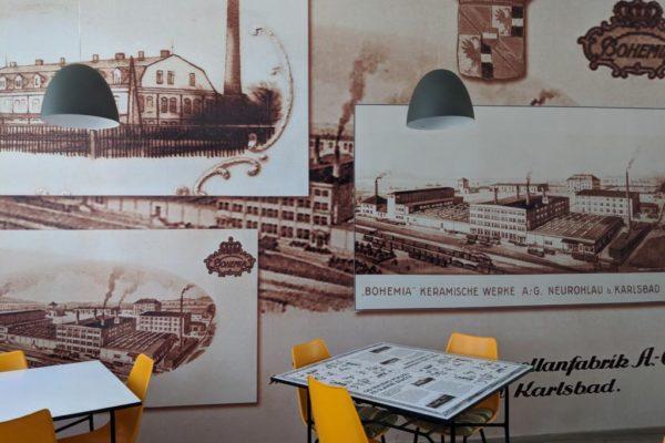 Porzellanreisen Thun Speiseplatz
