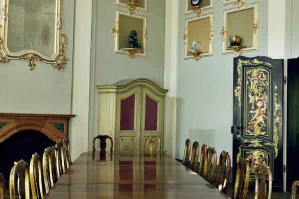 Porzellanreisen Schloss Erkersreuth Innen 3